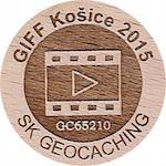 GIFF Kosice 2015