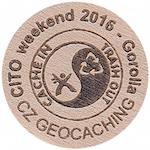 CITO weekend 2016 - Gorolia