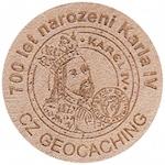 700 let narození Karla IV