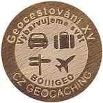 Geocestování XV