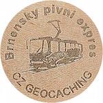 Brnensky pivni expres