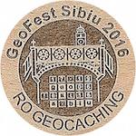 GeoFest Sibiu 2016