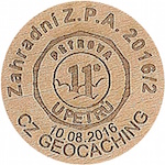 Zahradní Z.P.A. 2016/2