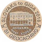 SLOVAKS to GIGA 2016