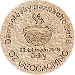 Den polévky gazpacho 2016