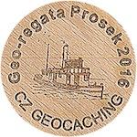 Geo-regata Prosek 2016