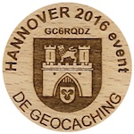 HANNOVER 2016 event