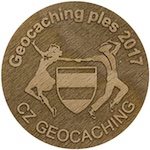 Geocaching ples 2017