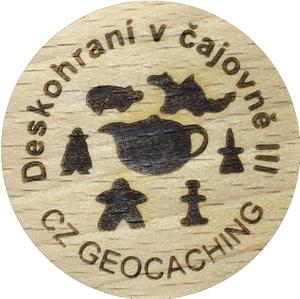 Deskohraní v čajovně III