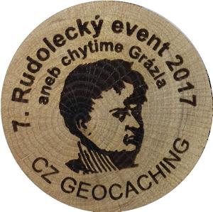 7. Rudolecký event 2017