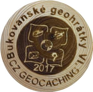 Bukovanské geohrátky VI.