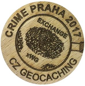 CRIME PRAHA 2017