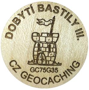 DOBYTÍ BASTILY III.