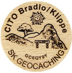 CITO Bradlo / Klippe