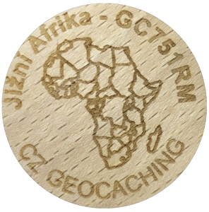 Jižní Afrika - GC751RM