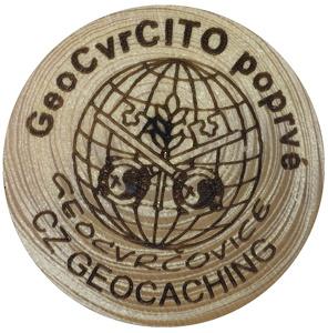 GeoCvrCITO poprvé