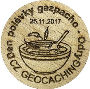 Den polévky gazpacho - Odry
