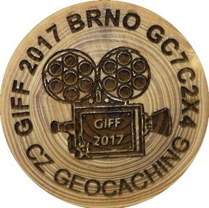 GIFF 2017 BRNO GC7C2X4