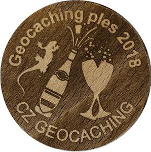 Geocaching ples 2018