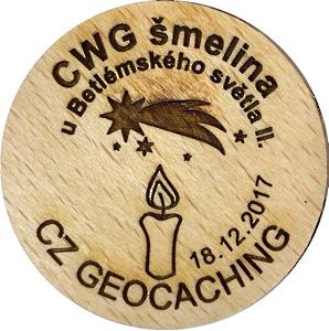 CWG šmelina
