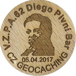 V.Z.P.A.62 Diego Pivní Bar