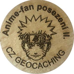 Anime-fan posezení II.