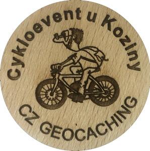 Cykloevent u Koziny