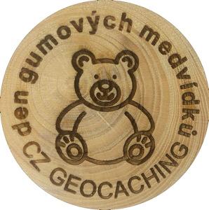 den gumových medvídků