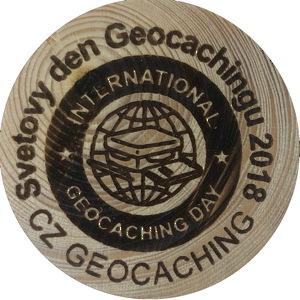 Svetovy den Geocachingu 2018