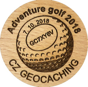 Adventure golf 2018