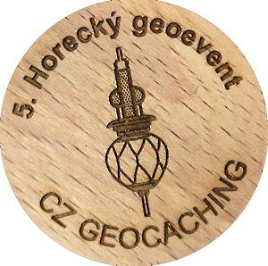 5. Horecký geoevent