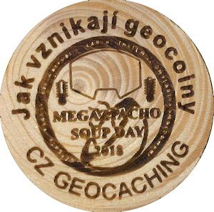 Jak vznikají geocoiny