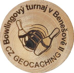 Bowlingový turnaj v Benešově ll