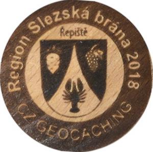 Region Slezská brána 2018