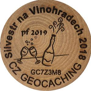 Silvestr na Vinohradech 2018