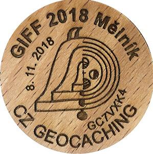 GIFF 2018 Mělník
