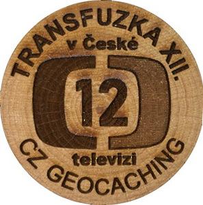 TRANSFUZKA XII.