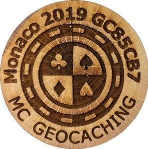 Monaco 2019 GC85CB7