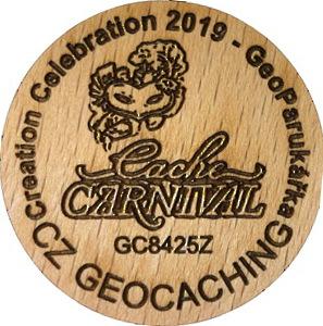 Creation Celebration 2019 - GeoParukářka