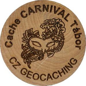 Cache CARNIVAL Tábor