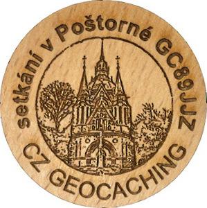 setkání v Poštorné GC89JJZ