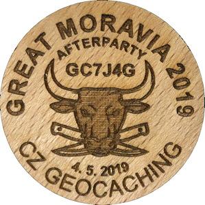GREAT MORAVIA 2019