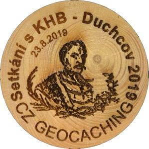 Setkání s KHB - Duchcov 2019