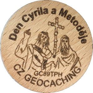Den Cyrila a Metoděje