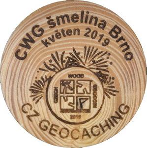CWG šmelina Brno