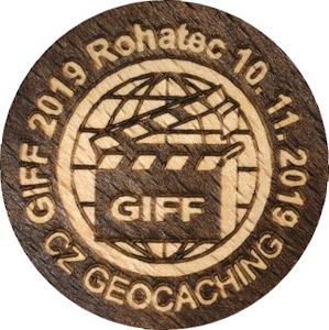 GIFF 2019 Rohatec 10.11.2019