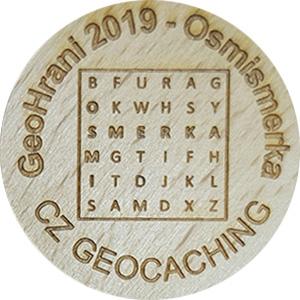 GeoHrani 2019 - Osmismerka