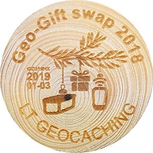 Geo-Gift swap 2018