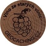 Víno ze starých vinic