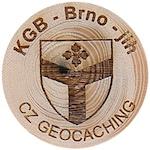 KGB - Brno - jih